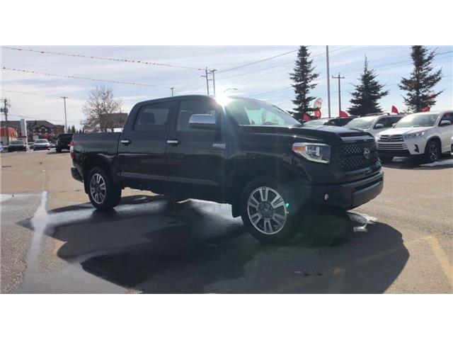 2021 Toyota Tundra Platinum (Stk: 210068) in Calgary - Image 1 of 21