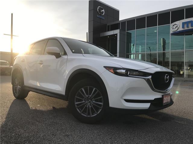 2018 Mazda CX-5 GX (Stk: UM2479) in Chatham - Image 1 of 21