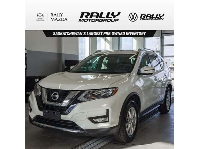 2017 Nissan Rogue SV (Stk: V1270) in Prince Albert - Image 1 of 13