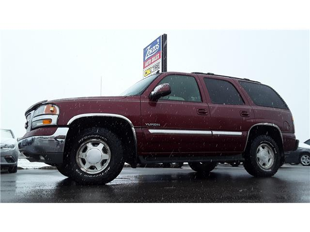 2006 GMC Yukon SLT (Stk: ) in Brandon - Image 1 of 27
