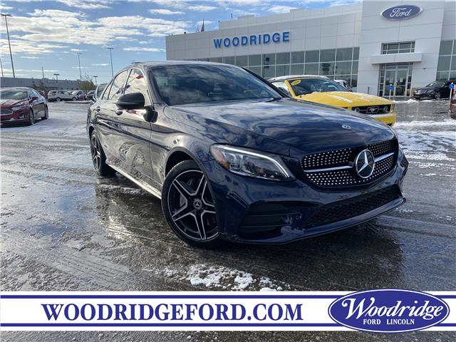 2019 Mercedes-Benz C-Class Base (Stk: 17643) in Calgary - Image 1 of 21
