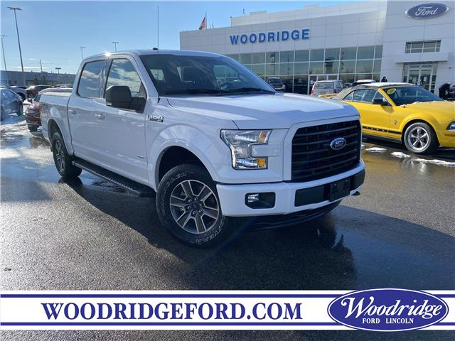 2017 Ford F-150 XLT (Stk: L-1320A) in Calgary - Image 1 of 21