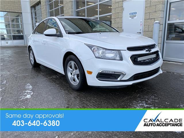 2015 Chevrolet Cruze  (Stk: R61171) in Calgary - Image 1 of 21