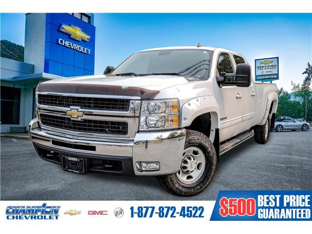 2009 Chevrolet Silverado 3500HD LTZ (Stk: 20-84A) in Trail - Image 1 of 11