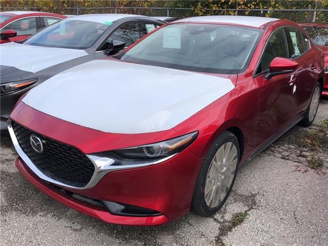 2020 Mazda Mazda3 GS (Stk: 85742) in Toronto - Image 1 of 5