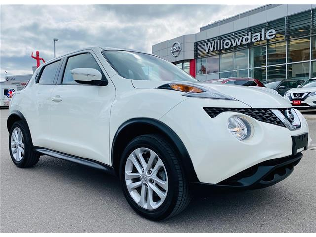 2017 Nissan Juke SV (Stk: U16713A) in Thornhill - Image 1 of 19