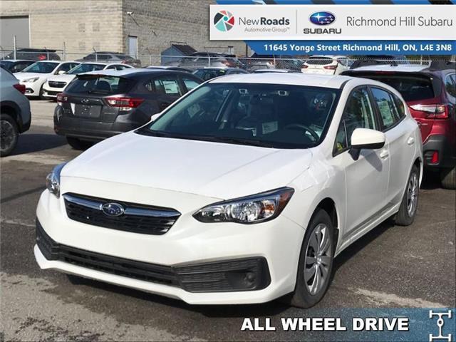 2020 Subaru Impreza 5-dr Convenience w/Eyesight (Stk: 34470) in RICHMOND HILL - Image 1 of 8