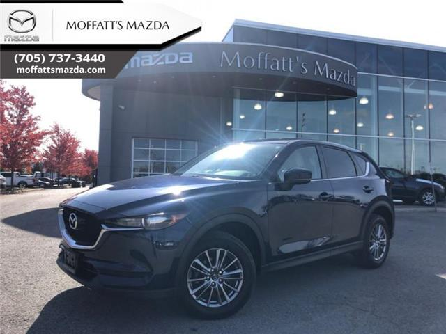2018 Mazda CX-5 GS (Stk: P7345A) in Barrie - Image 1 of 23