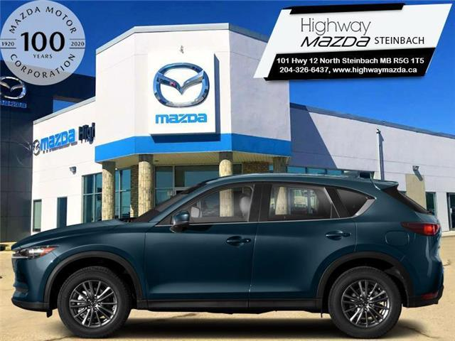 2021 Mazda CX-5 GS (Stk: M21021) in Steinbach - Image 1 of 1