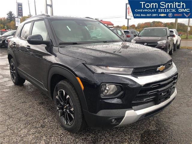 2021 Chevrolet TrailBlazer LT (Stk: 210043) in Midland - Image 1 of 9