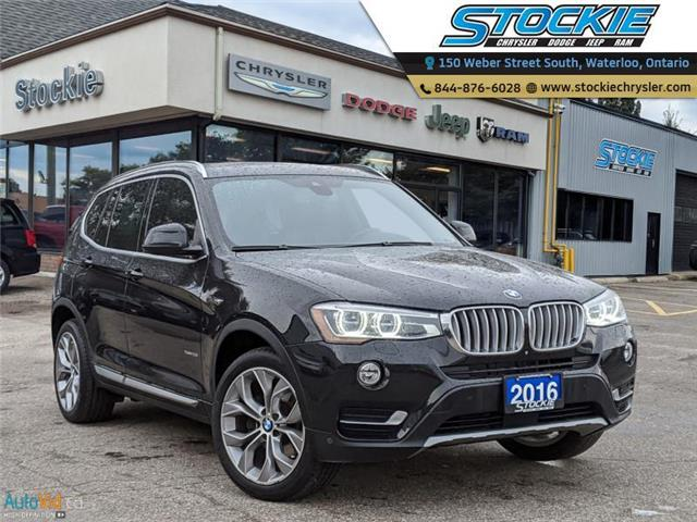 2016 BMW X3 xDrive28i (Stk: 35071) in Waterloo - Image 1 of 26