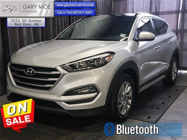 2018 Hyundai Tucson SE 2.0L (Stk: 0TU7574A) in Red Deer - Image 1 of 20