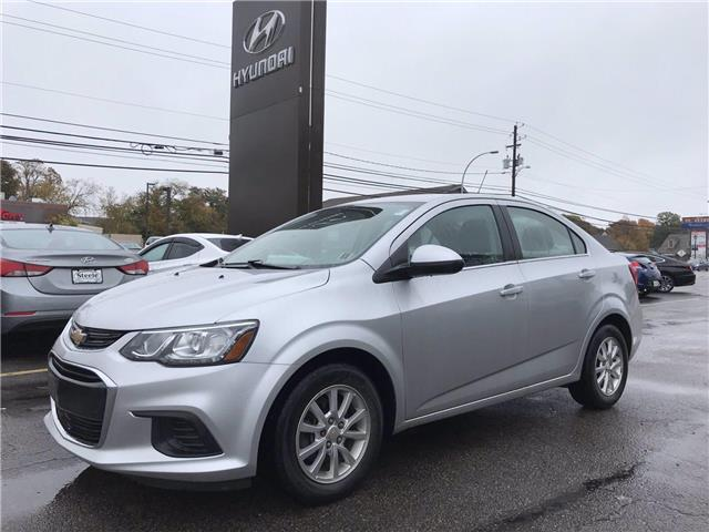 2017 Chevrolet Sonic LT Auto (Stk: N984A) in Charlottetown - Image 1 of 9