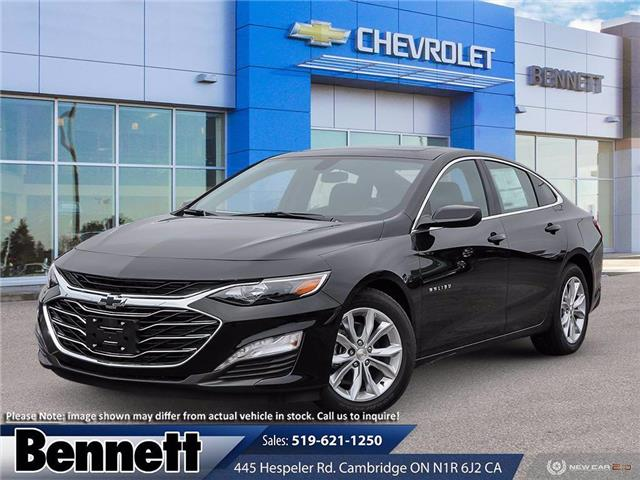2021 Chevrolet Malibu LT (Stk: 210068) in Cambridge - Image 1 of 22