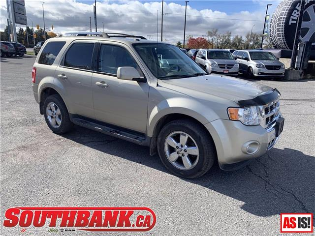 2010 Ford Escape Limited (Stk: 9227921) in Ottawa - Image 1 of 22