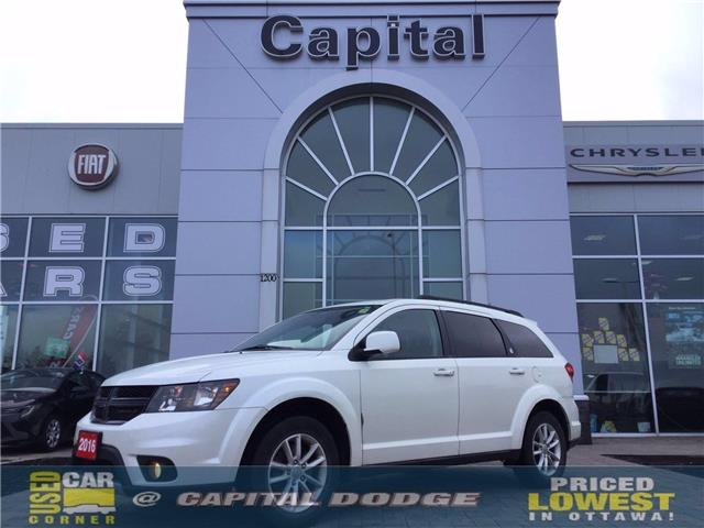 2016 Dodge Journey SXT/Limited (Stk: L00215A) in Kanata - Image 1 of 22