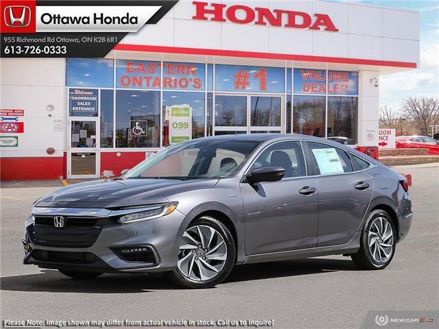 2021 Honda Insight Base (Stk: 341010) in Ottawa - Image 1 of 23