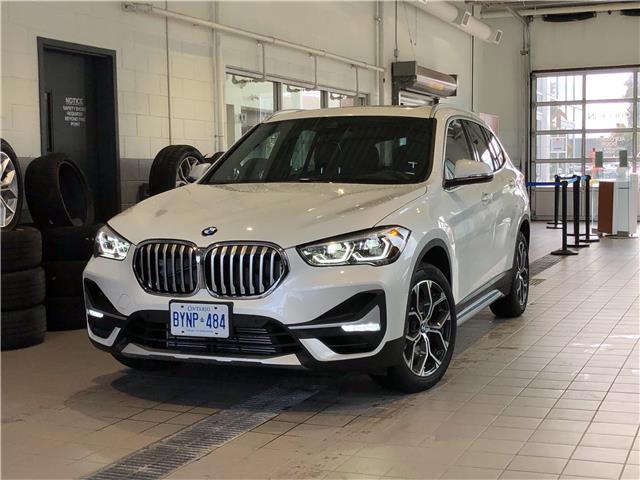 2021 BMW X1 xDrive28i (Stk: 21015) in Kingston - Image 1 of 15