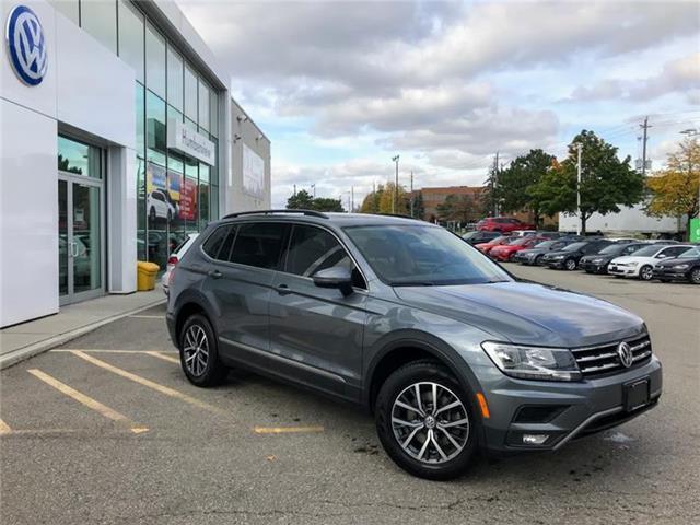 2018 Volkswagen Tiguan Comfortline (Stk: 97967A) in Toronto - Image 1 of 20