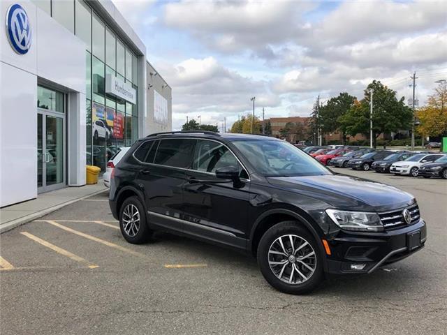 2018 Volkswagen Tiguan Comfortline (Stk: 98159A) in Toronto - Image 1 of 21