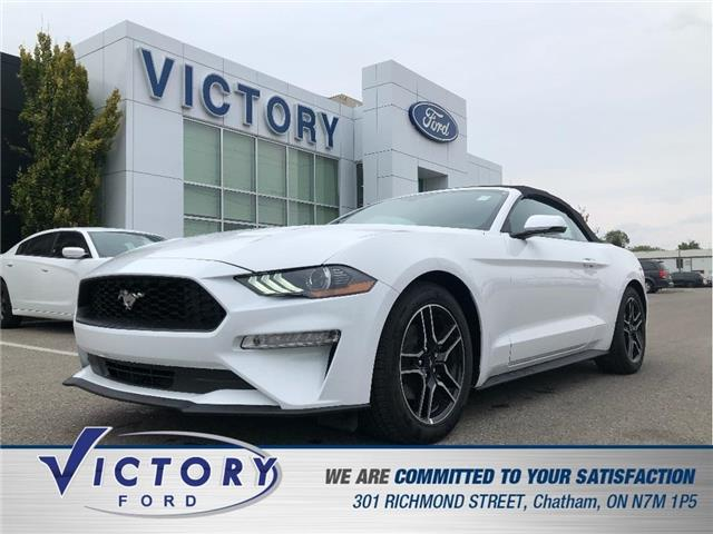 2020 Ford Mustang  (Stk: V10429R) in Chatham - Image 1 of 29