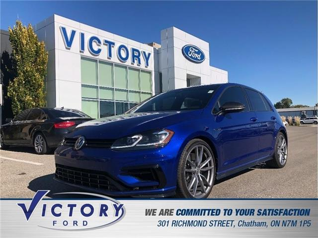 2019 Volkswagen Golf R 2.0 TSI (Stk: V8413) in Chatham - Image 1 of 28