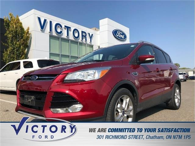 2015 Ford Escape Titanium (Stk: V19194A) in Chatham - Image 1 of 23