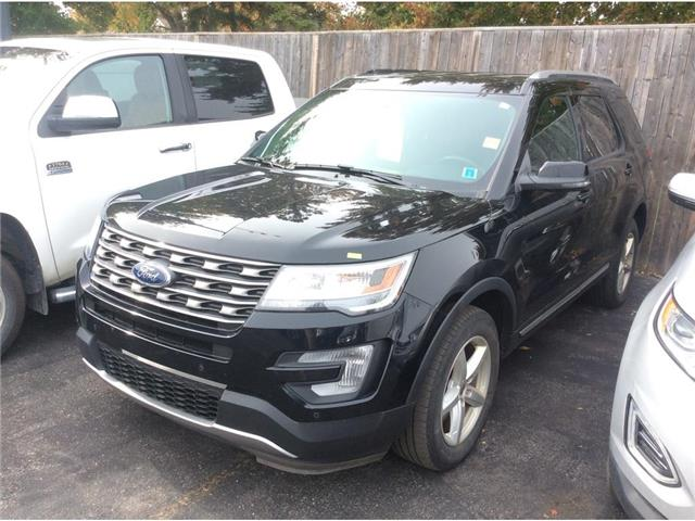 2017 Ford Explorer XLT (Stk: A9289) in Sarnia - Image 1 of 1