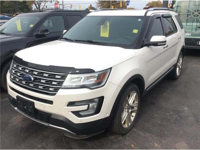 2017 Ford Explorer Limited (Stk: A9293) in Sarnia - Image 1 of 1