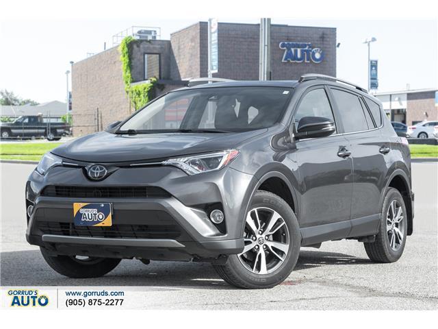 2017 Toyota RAV4 XLE (Stk: 545453) in Milton - Image 1 of 20