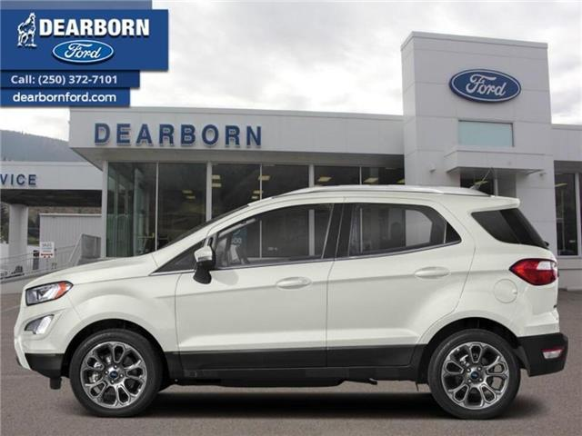 2018 Ford EcoSport Titanium AWD  - Leather Seats (Stk: SJ424) in Kamloops - Image 1 of 1