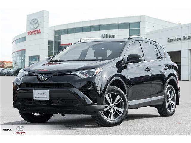2018 Toyota RAV4 LE (Stk: 502498) in Milton - Image 1 of 19