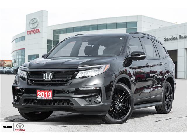 2019 Honda Pilot Black Edition (Stk: 504178) in Milton - Image 1 of 25