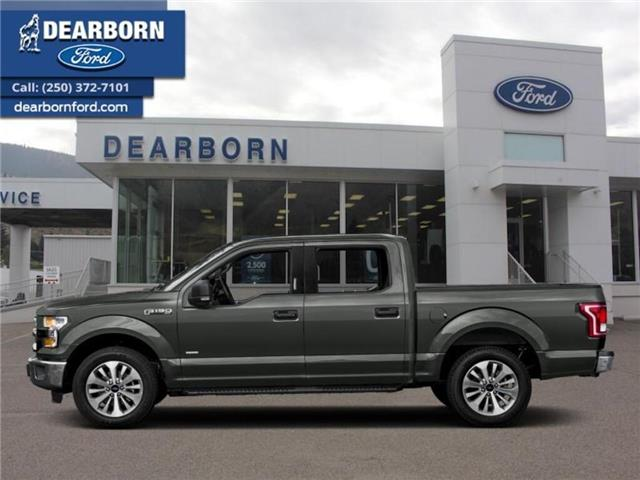 2016 Ford F-150 XLT (Stk: TL322A) in Kamloops - Image 1 of 1
