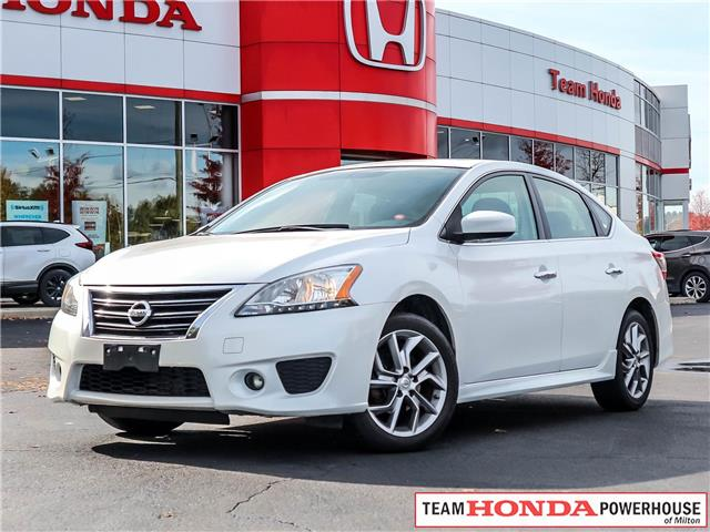 2014 Nissan Sentra 1.8 S (Stk: 20583A) in Milton - Image 1 of 28