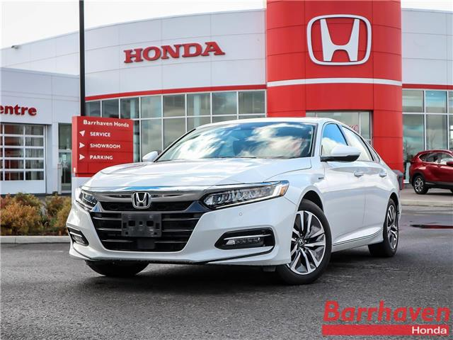 2019 Honda Accord Hybrid Touring (Stk: B0711) in Ottawa - Image 1 of 30