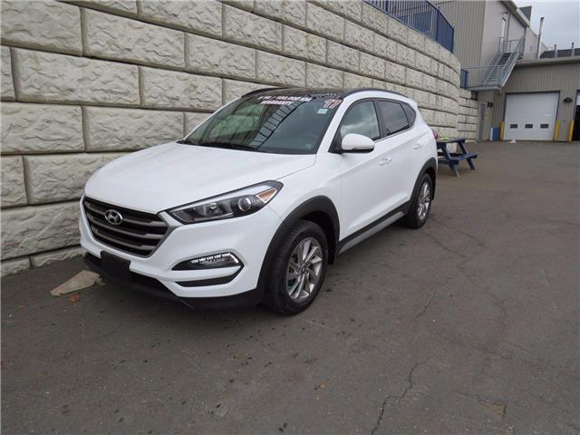 2017 Hyundai Tucson Luxury (Stk: D01182P) in Fredericton - Image 1 of 20