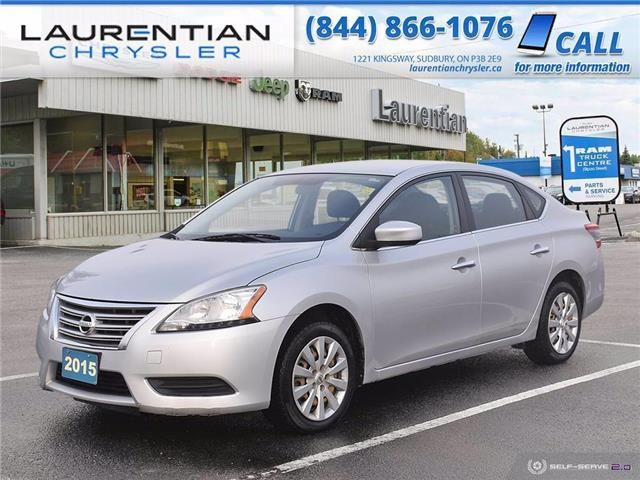 2015 Nissan Sentra 1.8 S (Stk: BC0044A) in Sudbury - Image 1 of 22