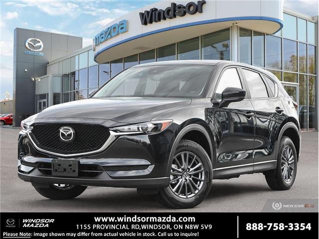 2021 Mazda CX-5 GS (Stk: C55572) in Windsor - Image 1 of 23