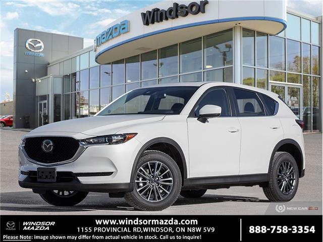 2021 Mazda CX-5 GS (Stk: C57138) in Windsor - Image 1 of 10