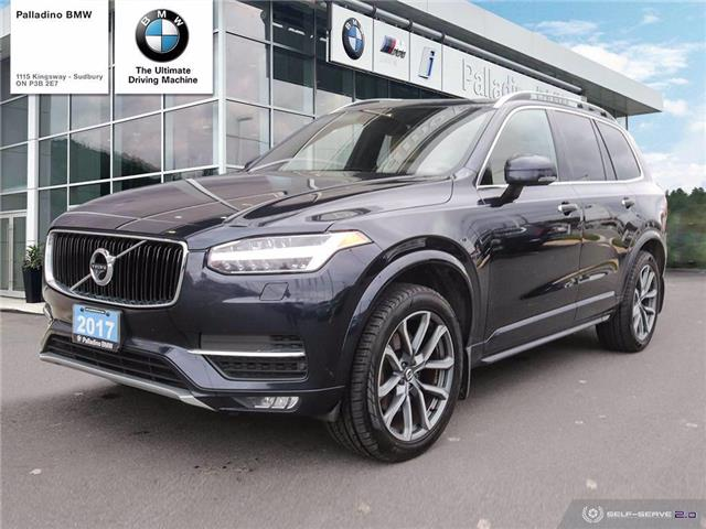 2017 Volvo XC90 T6 Momentum (Stk: 0245A) in Sudbury - Image 1 of 26