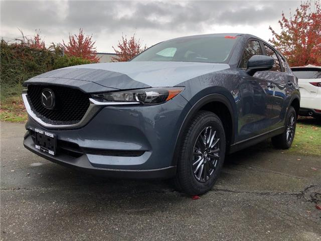 2021 Mazda CX-5 GS (Stk: 107957) in Surrey - Image 1 of 5