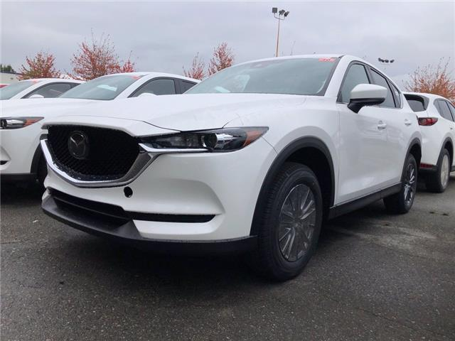 2021 Mazda CX-5 GS (Stk: 107069) in Surrey - Image 1 of 5