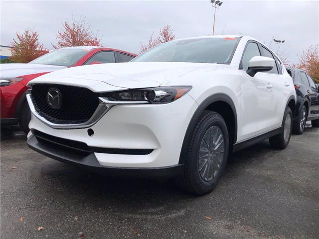 2021 Mazda CX-5 GS (Stk: 106033) in Surrey - Image 1 of 5