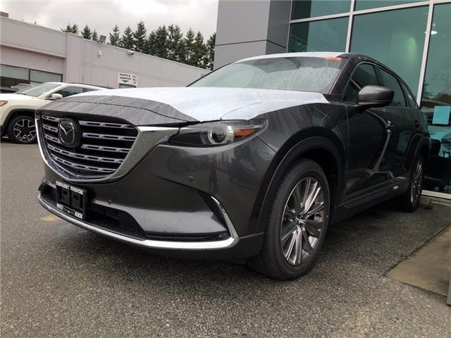 2021 Mazda CX-9 Signature (Stk: 450564) in Surrey - Image 1 of 5