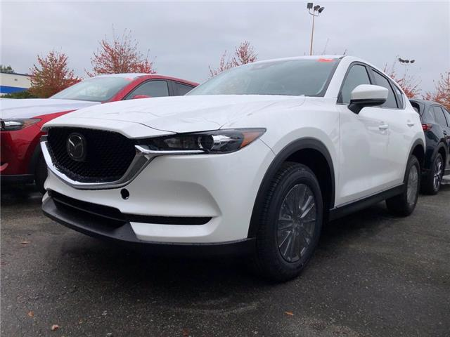 2021 Mazda CX-5 GS (Stk: 107846) in Surrey - Image 1 of 5