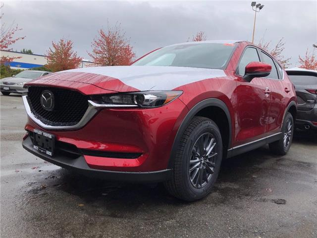 2021 Mazda CX-5 GS (Stk: 107245) in Surrey - Image 1 of 5