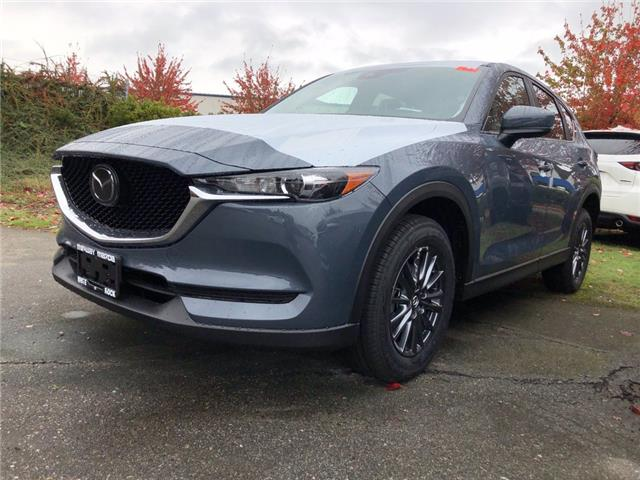 2021 Mazda CX-5 GS (Stk: 107151) in Surrey - Image 1 of 5