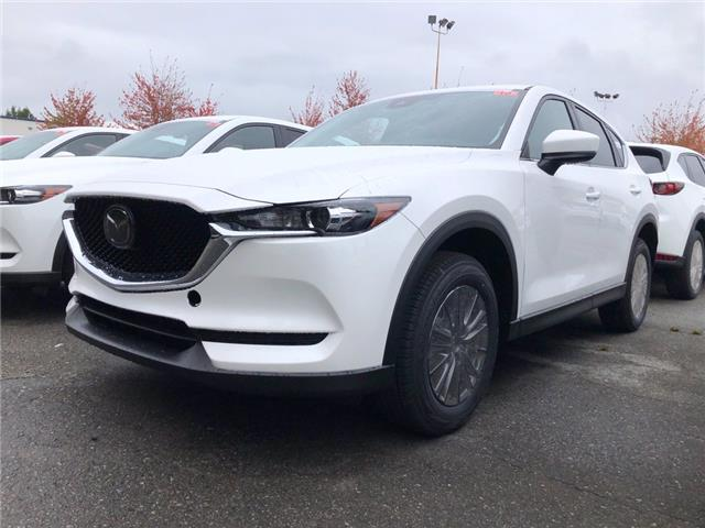 2021 Mazda CX-5 GS (Stk: 105504) in Surrey - Image 1 of 5