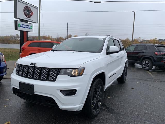 2021 Jeep Grand Cherokee Laredo (Stk: 6612) in Sudbury - Image 1 of 18
